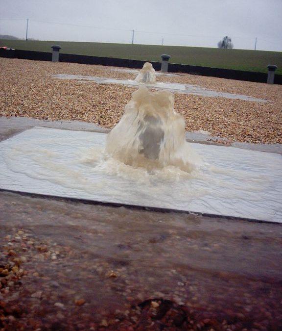 Septembre 2016 : Rozay-en-Brie (77) – Réhabilitation de château d'eau