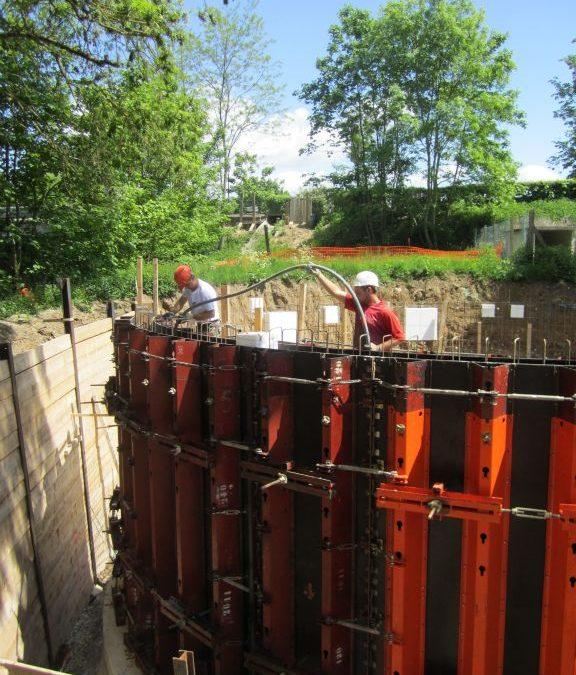 Juillet 2016 : Syndicat intercommunal d'assainissement de Marne-La-Vallée – ville de Ferrières-En-Brie (77)